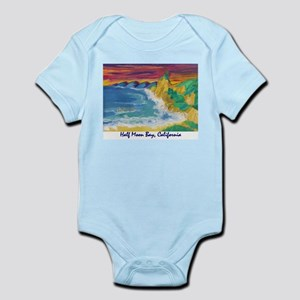 Half Moon Bay, California Body Suit