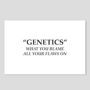 Genetics Postcards (Package of 8)