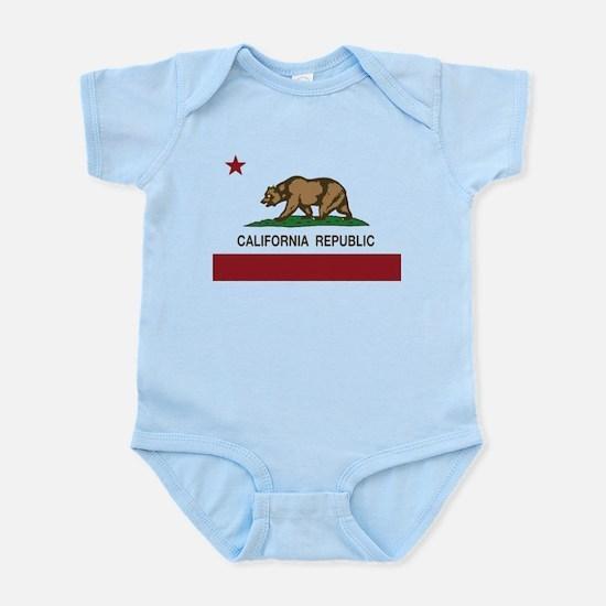 California Republic bear Body Suit