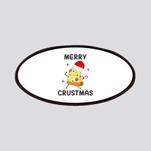Merry Crustmas Patches