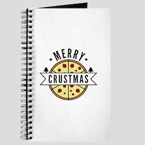 Merry Crustmas Journal