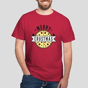Merry Crustmas Dark T-Shirt