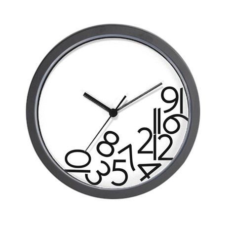 Broken Clock Wall Clock By Admincp132921720
