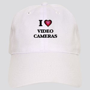 I love Video Cameras Cap
