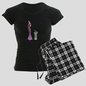 Princess Sweetpea Women's Dark Pajamas