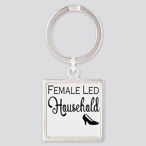Female Led Household Keychains