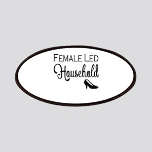 Female Led Household Patch