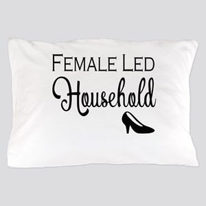Female Led Household Pillow Case