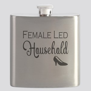 Female Led Household Flask
