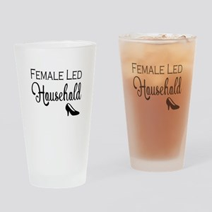 Female Led Household Drinking Glass
