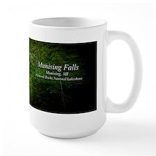 Munising Falls Large Mug Mugs