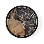Big Buck Wall Clock