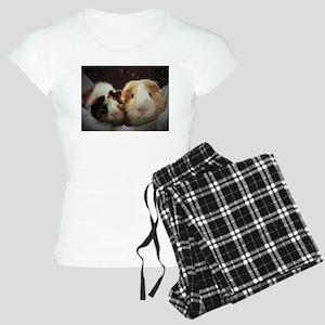 Fluffernutter and Bella Pajamas