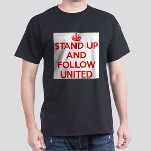 Stand Up and Follow United T-Shirt