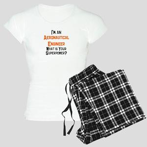 aeronautical engineer Women's Light Pajamas