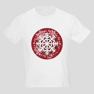 Let It Snow Design Kids T-Shirt