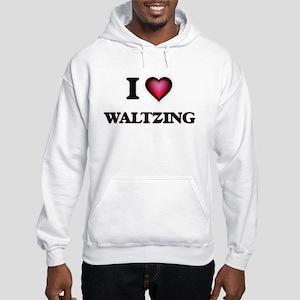 I love Waltzing Sweatshirt