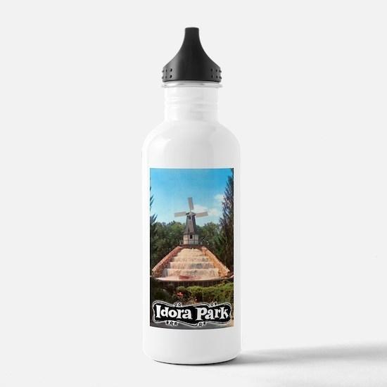 Idora Park Rapids Coll Water Bottle