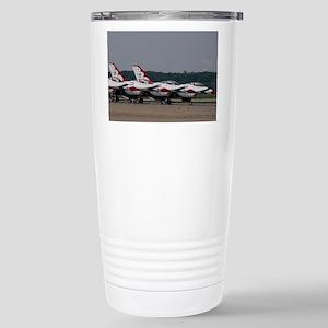 Thunderbirds Stainless Steel Travel Mug