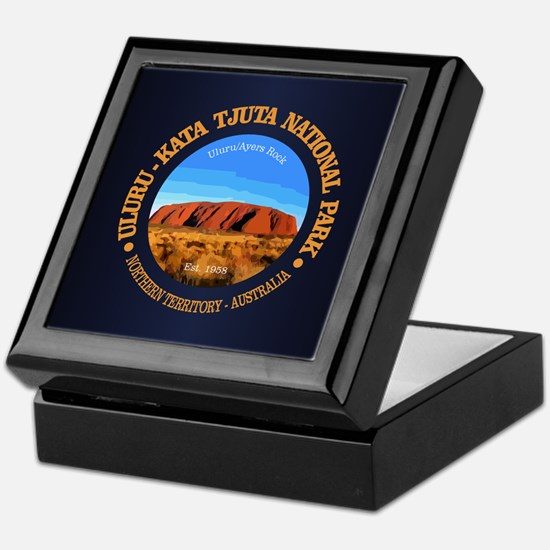 Uluru Keepsake Box