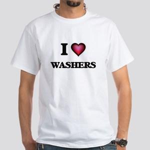I love Washers T-Shirt