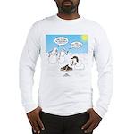 Snowscout Firebuilding Long Sleeve T-Shirt