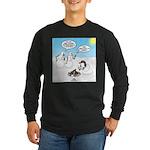 Snowscout Firebuilding Long Sleeve Dark T-Shirt