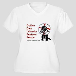 GGLRR Pocket Logo Plus Size T-Shirt