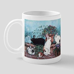 Rabbit Social Mug