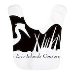 Lake Erie Islands Conservancy Polyester Baby Bib