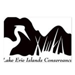 Lake Erie Islands Conservancy Postcards (Package o