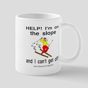 Slippery Slope Cigar Mug