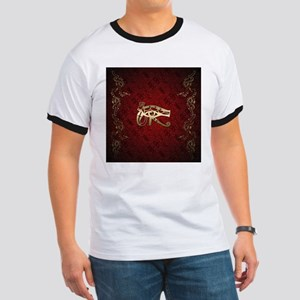 The all seeing eye in gold T-Shirt