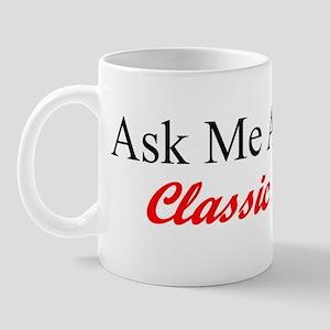 """Ask Me About My DeSoto"" Mug"