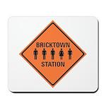 bricktown station Mousepad