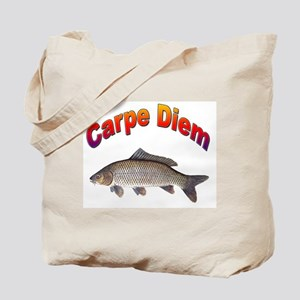 Carpe Diem Seize the Day Tote Bag