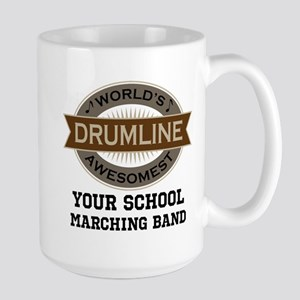 Personalized Drumline Band Mugs