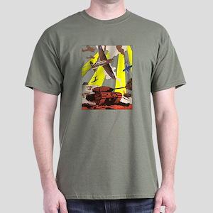"""Tanks & Planes"" Dark T-Shirt"