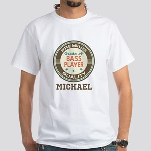 Personalized Bass Player T-Shirt