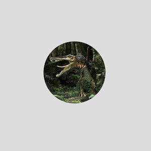 Dinosaur Spinosaurus Mini Button