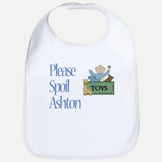 Please Spoil Ashton Bib