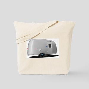 Vintage Airstream Tote Bag