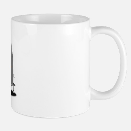 Vintage Airstream Mug