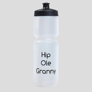 Hip Ole Granny Sports Bottle