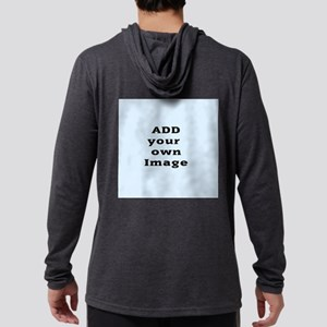 Add Image Mens Hooded Shirt