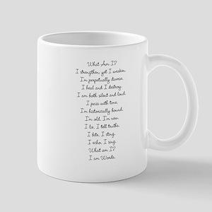 What Am I? Mugs