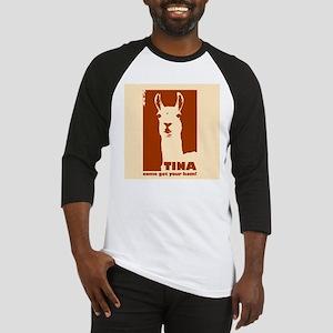 Tina Baseball Jersey