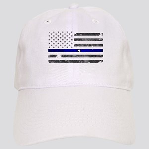 Blue Lives Matter - Police Officer Gifts Cap