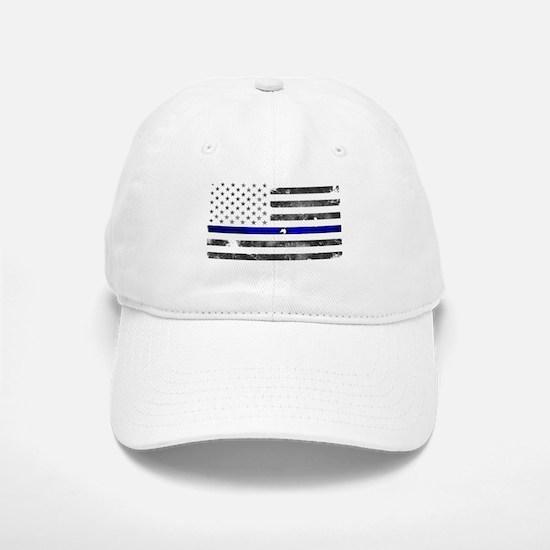 Blue Lives Matter - Police Officer Gifts Baseball Baseball Cap