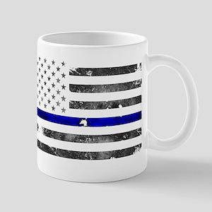 Blue Lives Matter - Police Officer Gifts Mugs